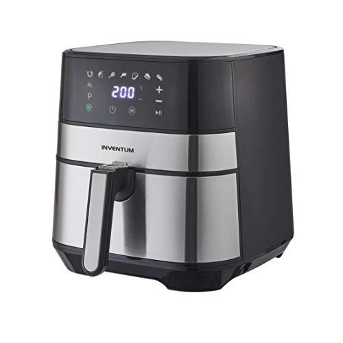Inventum GF500HLD Hetelucht Friteuse 5L 1700W Zwart/RVS