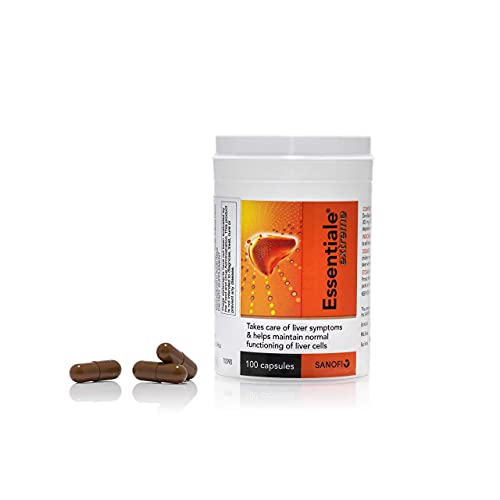 Essentiale Extreme,Same as Essentiale Forte. Liver Support .Trusted Around The World.100 Tablets