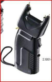 Elektro-Schocker 200.000 V mit Pfefferspray von Walther/Umarex