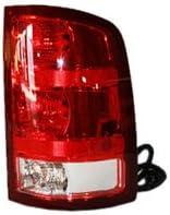 Regular dealer TYC Max 89% OFF 11-6223-00 GMC Sierra Passenger Light Side Tail Replacement