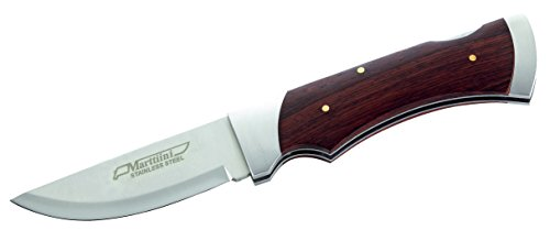 Marttiini Unisex– Erwachsene Messer Taschenmesser MBL-S2 Palisander Länge geöffnet: 21.0 cm, m
