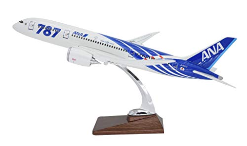 TANG DYNASTY 1/130 43CM 全日空 ANA ボーイング B787 高品質樹脂飛行機プレーン模型 おもちゃ