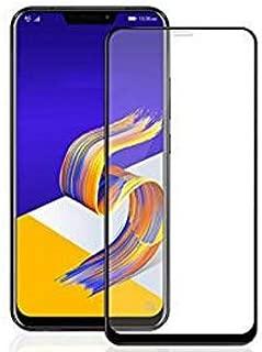 【Cavor】 ASUS ZenFone5 ZE620KL 対応 ZenFone 5Z ZS620KL 強化ガラス ZenFone5 ZE620KL 強化ガラZenFone5 ZE620KL フィルム ZenFone 5Z ZS620KL ガラスフィルム 3 D曲面 柔らかいながら 互換性厚いプレミアム強化ガラススクリーンプロテクターLCD保護 液晶保護フィルム 【全面保護】 厚さ0.33㎜ 硬度9H 気泡ゼロ ガラス飛散防止 指紋防止高精細 表裏面保護 耐衝撃 互換性厚いプレミアム強化ガラススクリーンプロテクターLCD保護 「ブラック」