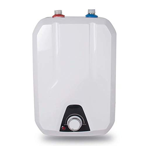 funwill Electric Mini-Tank Water Heater Household Kitchen Electrical Hot Water 2-Gallon, 8L/min ,2.1GPM (USA Shipping)