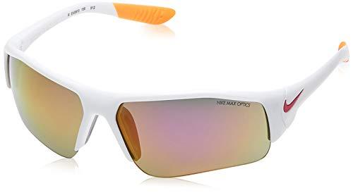 NIKE SKYLON Ace XV JR R EV0910 Gafas de sol, Blanco (White/Vd Pk W/Gry Pk Fl), 68.0 para Hombre