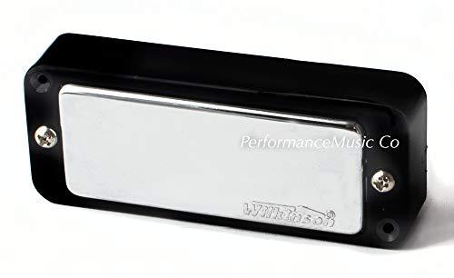Wilkinson WMHR AlNiCo V Mini Humbucker For P90 Cutout