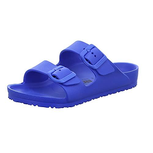 Birkenstock Arizona Eva 1018925 Ultra Blue Ciabatte Bambino Fibbie Gomma 33