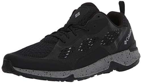 Columbia Herren VITESSE Multi-Sport-Schuhe, Schwarz, Grau (Black, Monument), 44