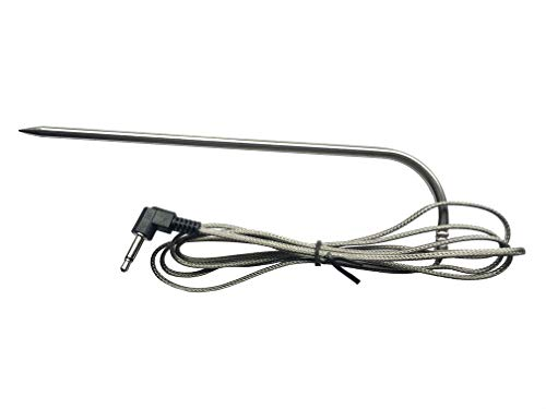 Camp Chef Wood Pellet Grills Replacement Meat Probe, Stainless Steel PRO Digital Thermostat Probe