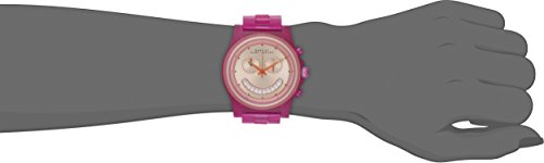 Women's MBM4575 Pink and Rose-Tone Watch