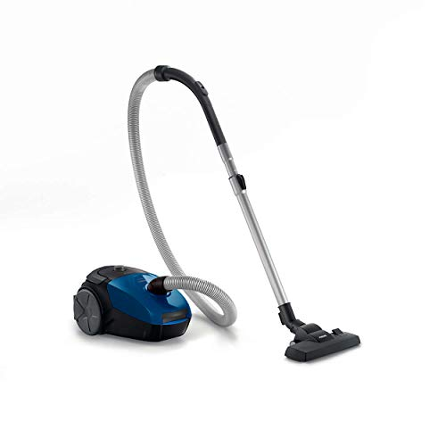 Philips FC 8296 ABS PowerGo 2000W Vacuum Cleaner with Bag (Dark Royal Blue)