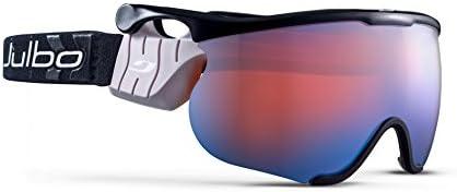Julbo Unisex Adult J70014147 Skibrille Schwarz Grau Sport Freizeit