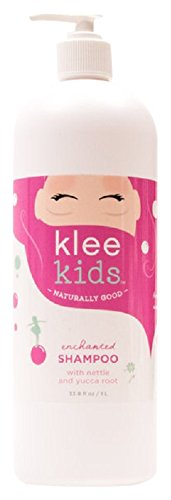 Luna Star Naturals Klee Kids Enchanted Shampoo with Nettle and Yucca Root, 32 Ounce