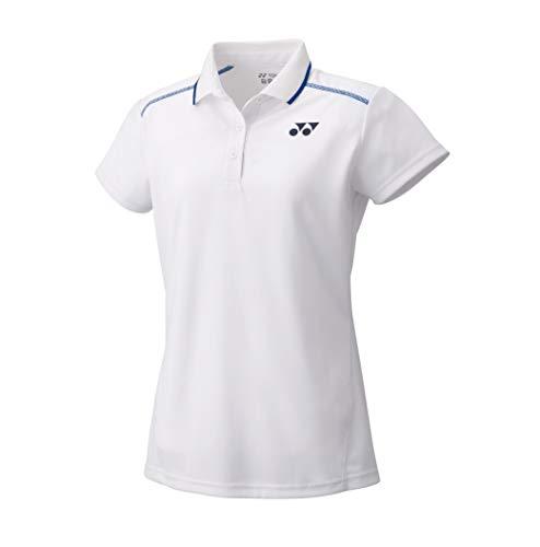 YONEX Ladies Polo-Shirt, 20369EX - weiß, M