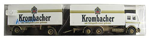 Krombacher Brauerei - MB - Hängerzug -...