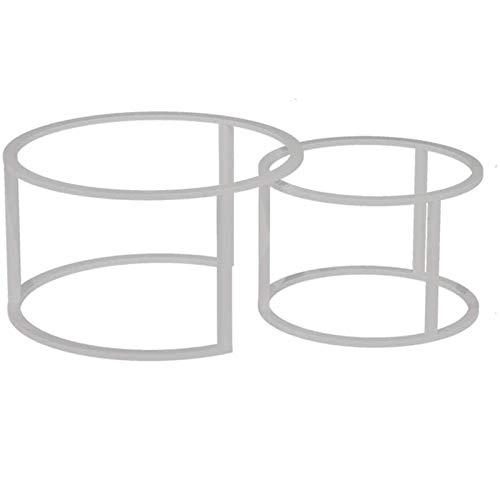 SHOP YJX Patas De La Mesa Soporte De Metal De Hierro Forjado Mesa De Café, Ronda Piernas De Comedor, Patas De Los Muebles, For Restaurantes, Hoteles, Sillas De Oficina, Estilo Minimalista Moderno