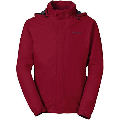 VAUDE Herren Men's Escape Bike Light Jacket Jacke, Indian red, XS