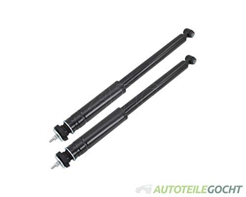 Set Bilstein B4 Stoßdämpfer Hinten für MERCEDES C-Klasse W203 00-11 0033233900, 0033234600, 0033234800 von Autoteile Gocht