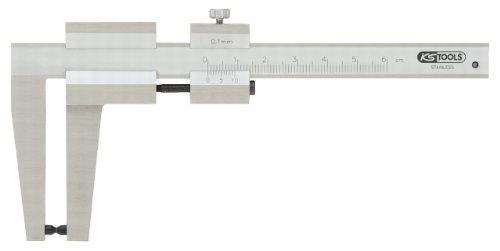 KS Tools 300.0535 Bremsscheiben Messschieber 0-60mm, 162mm