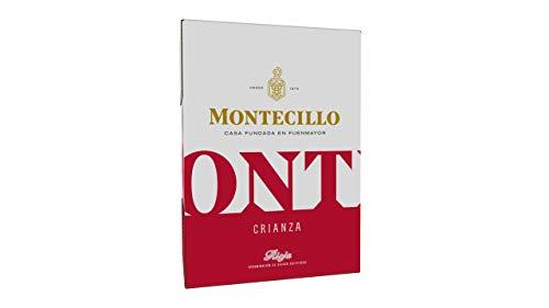 Vino tinto D.O. Rioja Montecillo Crianza - Caja de 6 unidades de vino Montecillo Crianza de 75cl