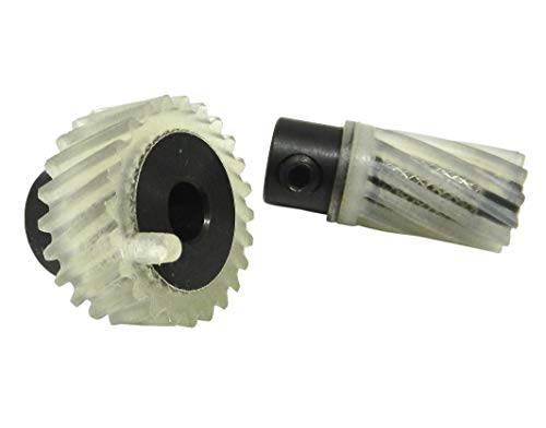ZigZagTools Par de engranajes para máquina de coser Singer 290/308/518/7100 y otros modelos