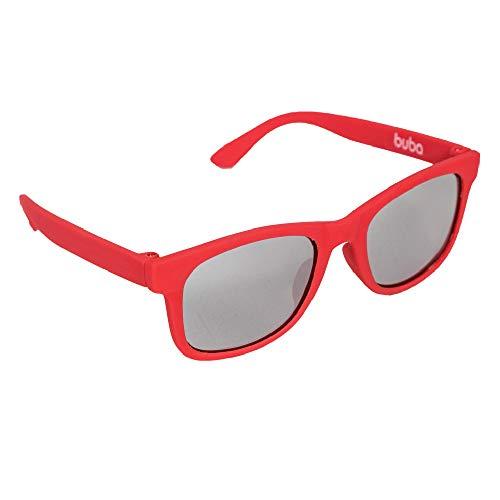 Óculos De Sol Baby Vermelho, Buba, Vermelho