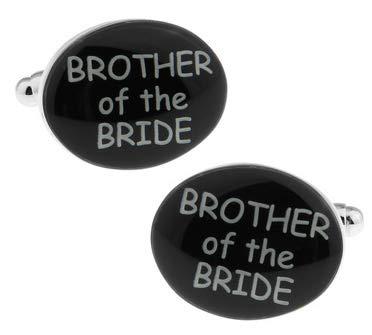Gemelolandia   Gemelos Brother of the Bride - Gemelos Hermano de la novia Gemelos Originales Para Camisas   Para Hombres y Niños   Regalos Para Bodas, Comuniones, Bautizos y Otros Eventos