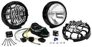 KC HiLiTES 124 SlimLite Black 100-Watt Driving Light System