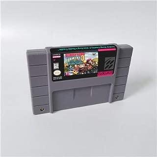 Game card - Game Cartridge 16 Bit SNES , Game Donkey Country Kong 3 - ARPG Game Cartridge Battery Save US Version