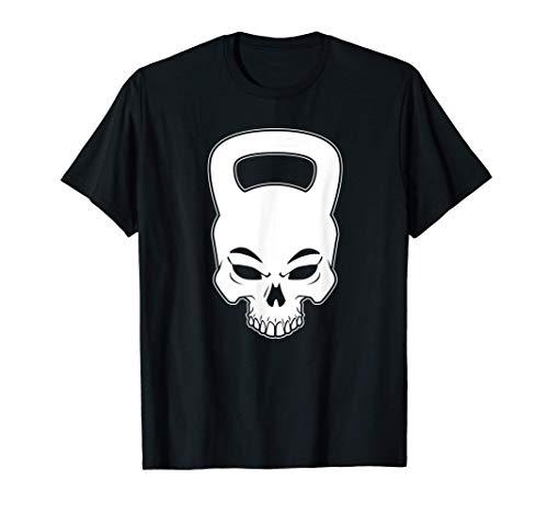 Combat Sports MMA Kettle Bell Skull Maglietta