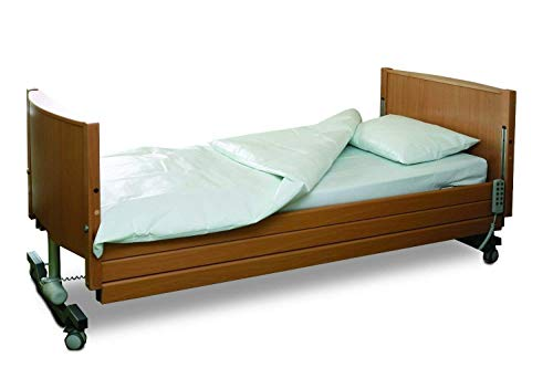 Comfortnights Wasserfeste Bettwäsche für Einzelbett, mit Kissen, Bettdecke und Spannbettlaken