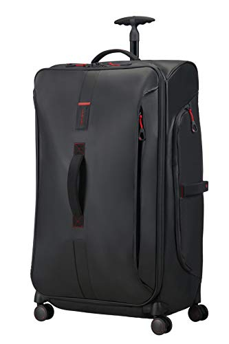 SAMSONITE Paradiver Light - Spinner Travel Duffle Bag, 79 cm, 125 L, Black