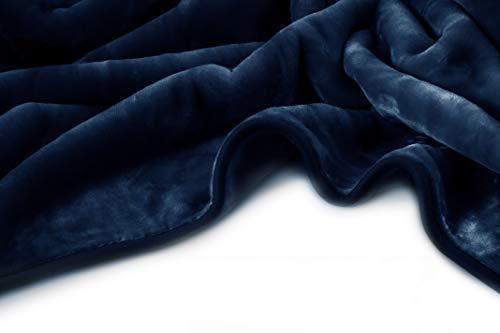 Vivalon Solid Color Ultra Silky Soft Heavy Duty Quality Korean Mink...