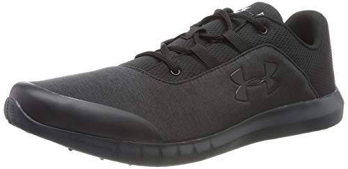 Under Armour UA Mojo, Zapatillas de Running Hombre, Negro (Black/Anthracite), 42 EU