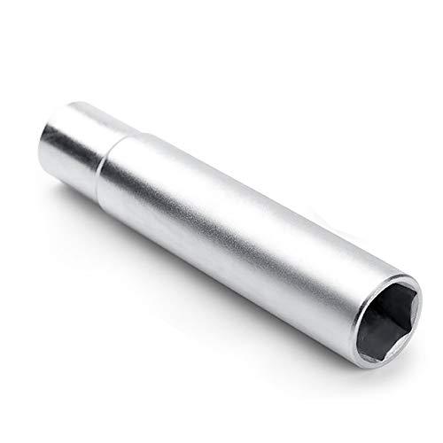러그 너트 소켓 키 교체 도구 4.5 높이 3 | 4 육각 휠 잠금 러그 너트