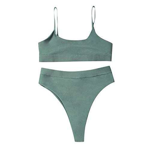 Dames Badpak Bandeau Bandage Braziliaans Bikini Set Dames Bikini'S Push Up Goedkope Badmode Strandjurk Over Zomer Badpak