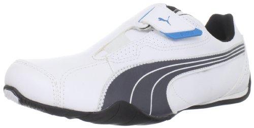 Puma Redon Move Sneaker,White/Dark Shadow/Black,11.5 US/13 D US