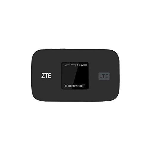 ZTE MF971 300 Mbps 4G LTE Mobile WiFi Hotspot (4G LTE in USA (AT&T,...