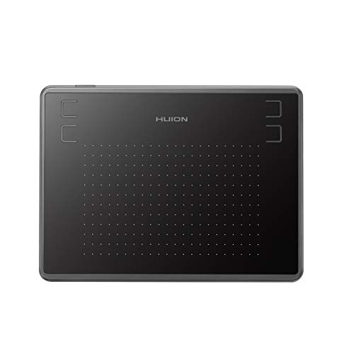 Aibecy Tableta de dibujo de gráficos H430P Tableta digital con firma Micro USB 4096 niveles Tabletas digitales ultrafinas