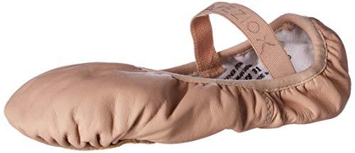 Capezio Women's Lily, Ballet Pink, 5.5 Wide Wide US