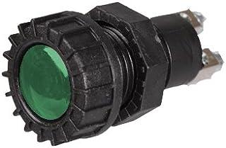 Kontrolleuchte, Kontrolllampe, Warnlampe 12V grün
