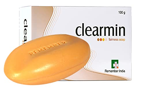 Clearmin Fairness Soap 100 g (Pack of 4) (4)