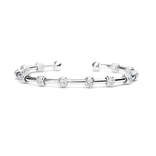 Golf Goddess Stroke/Score Counter Bracelet - Silver