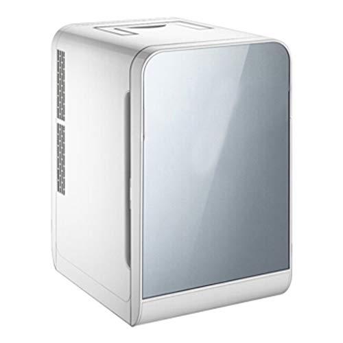 Mini-koelkast voor auto, 20 l, muziekopslag, geschikt voor bierkoelen en koelen van melkvruchten, geschikt voor gebruik binnenshuis, auto, kantoor