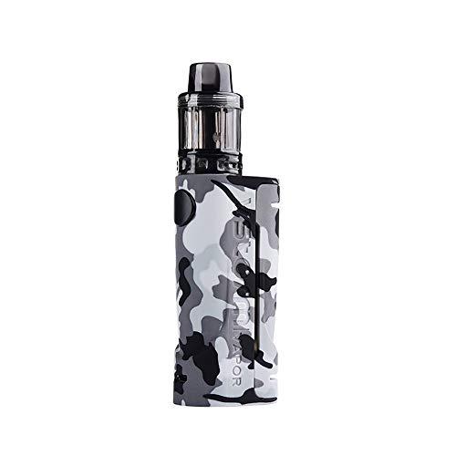 Vapor Storm ECO Max 90W Atomizer D11 3.5ml Disposable Graffiti Bypass Box Mod Vape 510 Starter Kit E-Sigaretta Grey