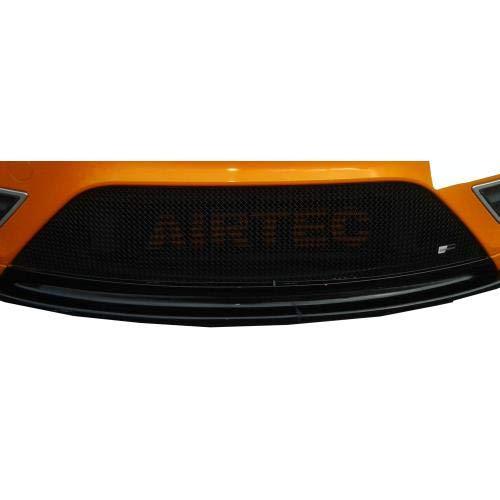 Zunsport Kompatibel mit Ford Focus ST MJ 05 – unterer Grill, komplett, schwarz (2005 bis 2007)