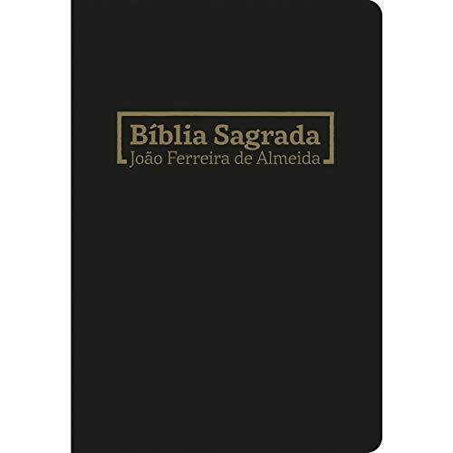 Bíblia RC grande - Preta
