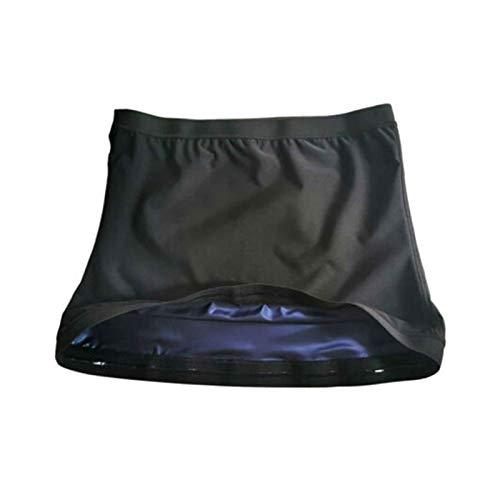 Chaleco para Mejorar el Sudor con atrapamiento de Calor para Fitness, Cintura de compresión para Adelgazar, Camiseta sin Mangas para Entrenamiento Premium, Chaleco para Sauna de polímero Adelgazante
