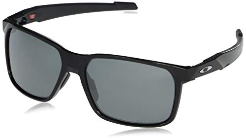 Oakley sportbril Portal X OO 9460 gepolijst zwart/Prizm zwart 59/15/135 heren