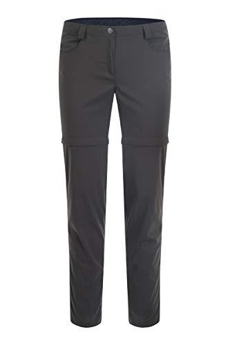 Montura Damen-Hose mit Reißverschluss und abnehmbarem Kopf, Braun, Braun S